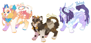Fuushii Adopts [ OPEN ] by Plumbeck