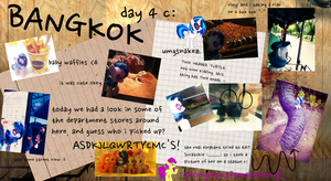 Discovering Bangkok with Scratch - Day 4 by anonymousnekodos