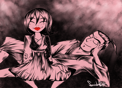 What Could Have Been - Ashi and Jack by Zonida