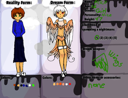 FTN App. Alice *updated done// i hope!* by xXFancyCatXx
