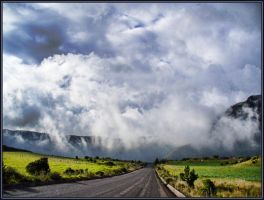Andean Highway by papatheo