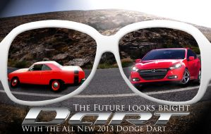 Dodge Dart Entry 2 by fireproofgfx