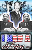 Martin Luther King by Two-Players