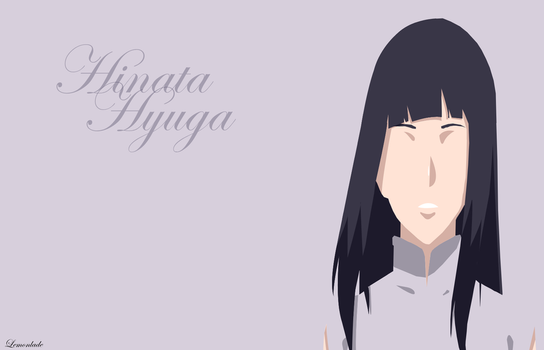 Hinata Fan Art by Lemonlade22