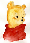 Winnie The Pooh by ChiuuChiuu