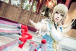 Wang Yuanji by maocosplay