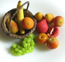 Fruit Basket II by fairchildart