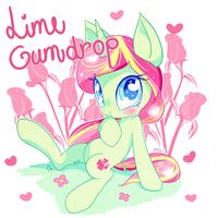 .:Lime Gumdrop:. by Ipun