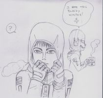 This Cold by TantyoNishikigoi