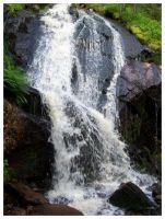 A waterfall by Vaniliini