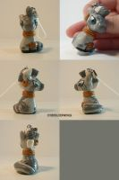 Zecora Charm by ChibiSilverWings