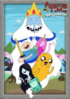 Adventure Time: Poster Version by VilePurple