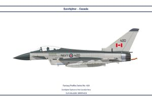 Fantasy 420 Eurofighter Canada by WS-Clave