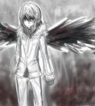 To aru Majutsu no Index- Accelerator- Black Wings by browniebusker