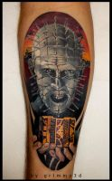 Pinhead healed by grimmy3d