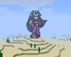 Minecraft - Magus by Tailef