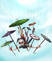 Parasols by Chocoreaper