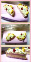 Lemon Strawberry Special Cake by ChocoAng3l