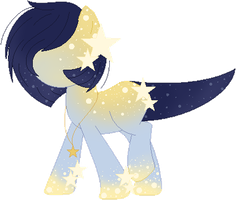Starchaser Custom for NeonMare by G4M1NG-P0N13