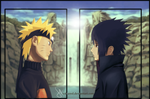 Naruto minidatabook page by Voltured