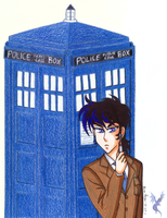 Gift - Doctor Ryo by aoi-ryu