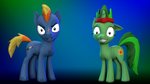 Fallout: Equestria -- Raiders [DOWNLOAD] by KelchanFerret