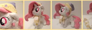 Filly Celestia by RiraCreations
