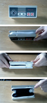 NES Controller Zipper Wallet by Shydrake