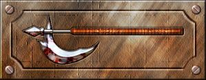 Viking War Axe by thk-cable