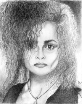 Helena Bonham Carter by me3009