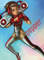 music pepper by PepperProject