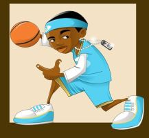 T baby from Hoop Dreams by kpeezy522
