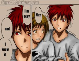 Akashi 205 chapter by dinysa2009