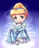 Cinderella Chibi by Frills-Of-Justice