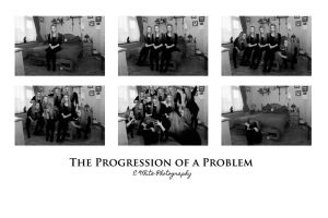 The Progression of a Problem by Emma-White