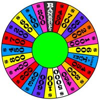 Wheel of Fortune for Audition by Gradyz033