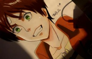 Eren Jeager by TaeBalla05