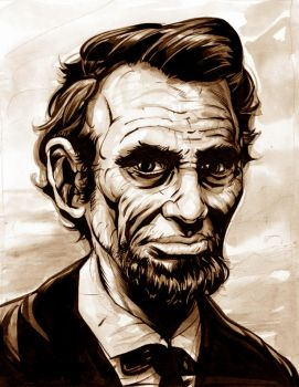 Lincoln by funrama