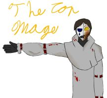 concept art the conman mage by sordcooper2