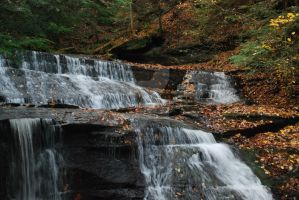 McConnell's Mill Falls 3 by GTX-Media