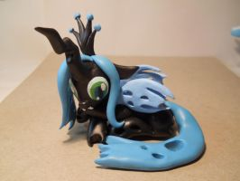 Queen Chrysalis by EarthenPony
