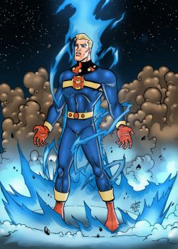 Marvelman/Miracleman colors by Lost Arno by madedd