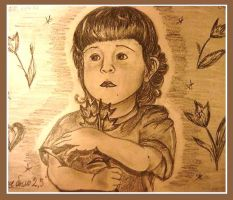 When I was two and a half. by classicfan