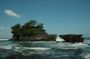 Tanah Lot Temple 02 by Phil-Atme