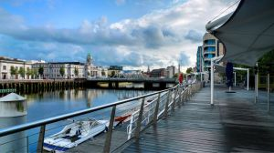 Cork Waterfront by mhzdsgn