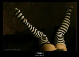 Striped by wasielewski