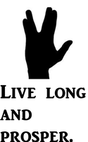 Live Long And Prosper by Calypso1977