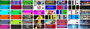 Custom DSi's :discontinued: by TFBumblebee-Jazz-Fan