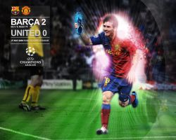 Messi 10 by Momillo