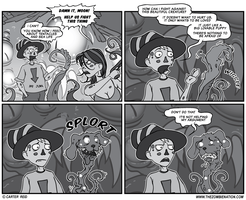 A Shoggoth Is A Zombie's Best Friend by zombiecarter
